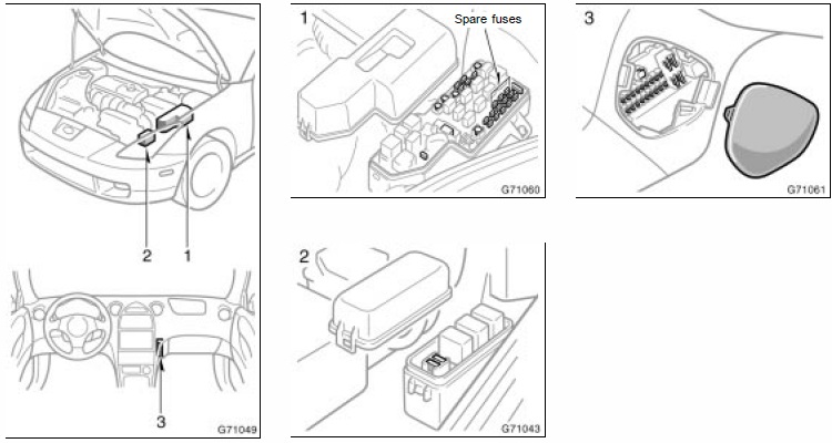 Celica Fuse Box - Wiring Diagram Progresif