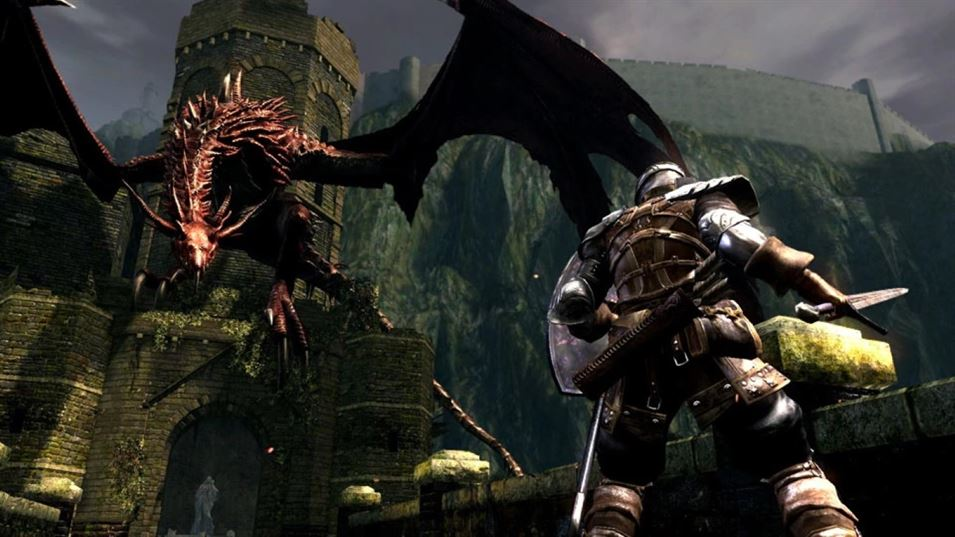 Cuisine Royale Malware Dark Souls Remastered è In Vetta Alle Classifiche Italiane