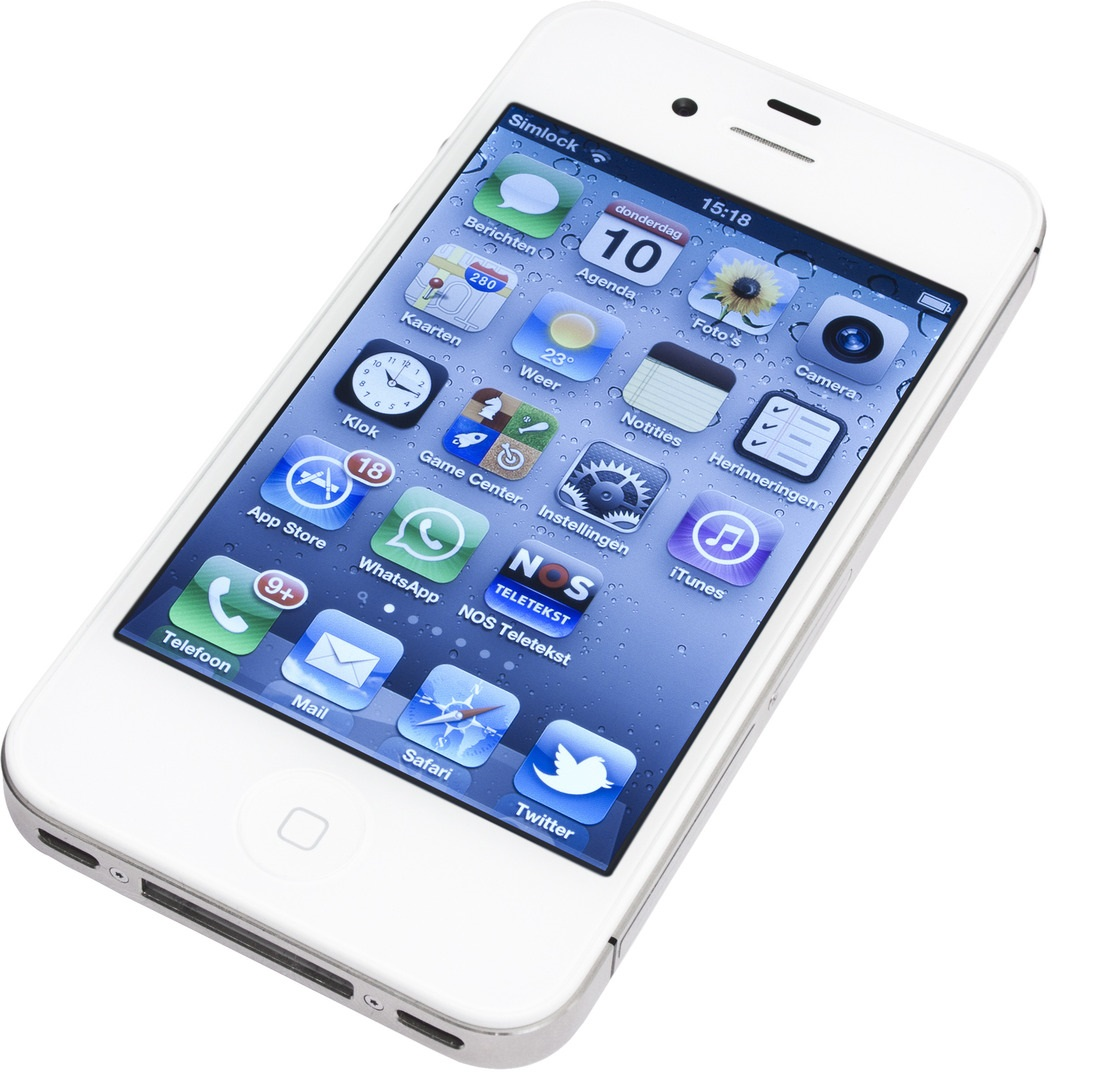 Iphone 4s Apple Iphone 4s 64gb Smartphone Sprint White Good