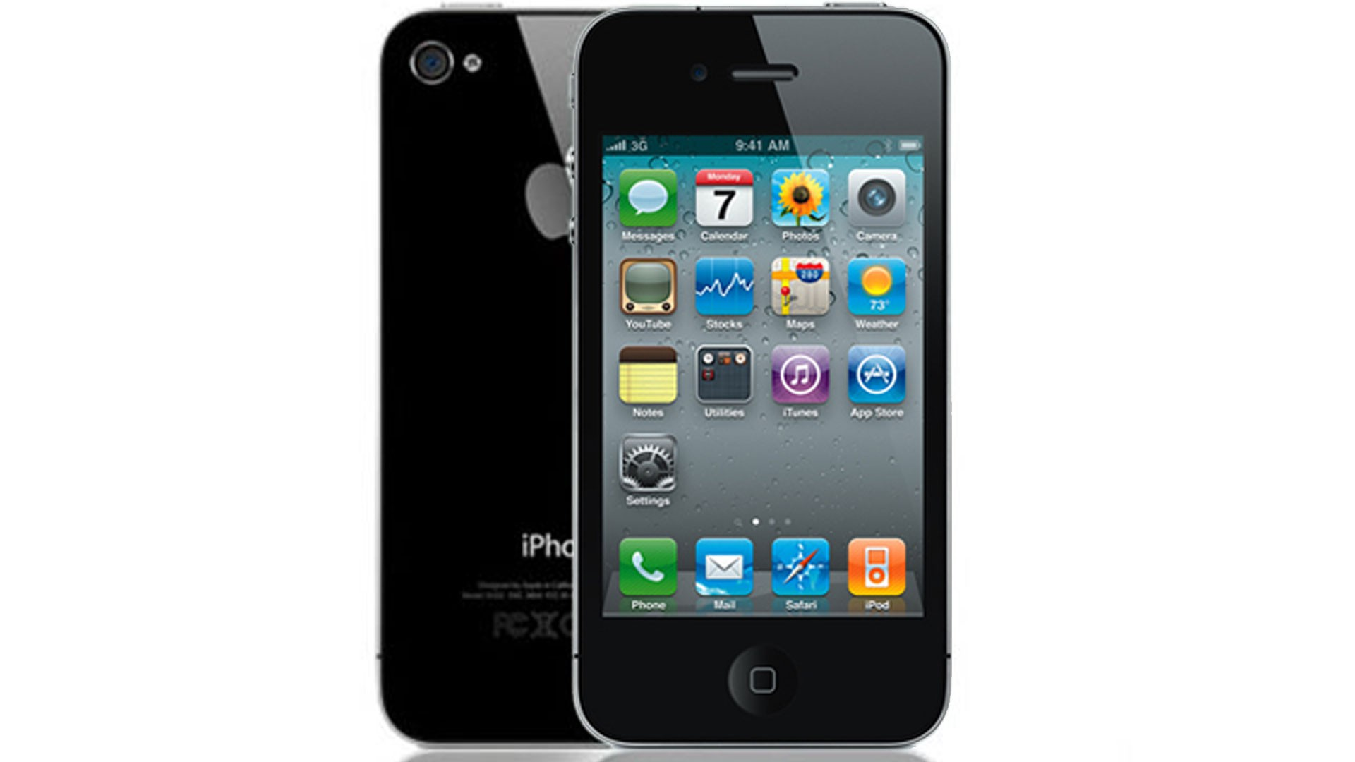 Iphone Mobile Apple Iphone 4s 8gb Smartphone T Mobile Black
