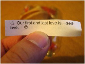 Love Yourself (pict from thebridgemaker.com)