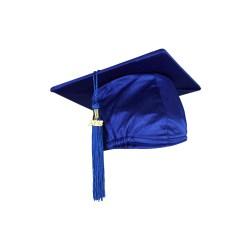Small Crop Of Blue Graduation Cap