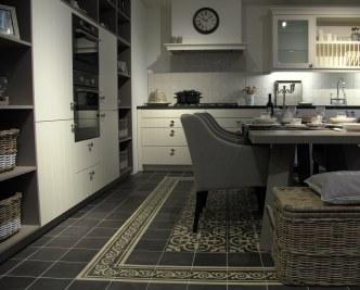 Castelo-tegels-keuken
