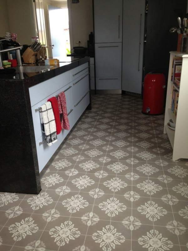 Floorz art deco tegels product in beeld startpagina voor