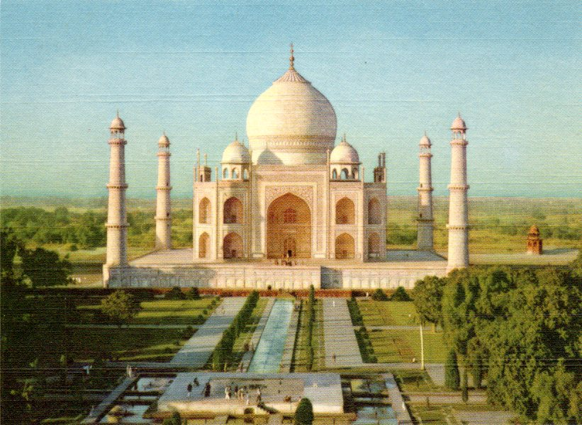 Cemetery of the Week #86: the Taj Mahal (1/3)