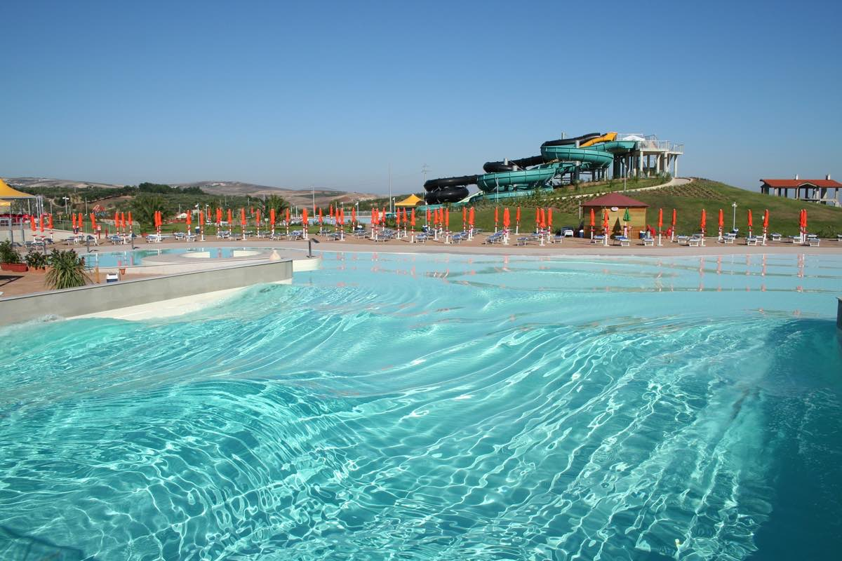 Wave Piscina Wave Pool Cemi