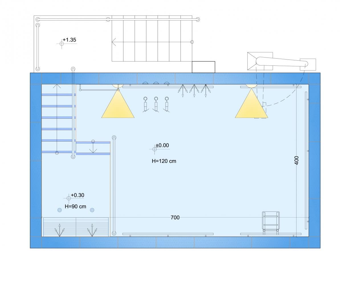 Dimensions Piscine Rehabilitation Pools - Cemi