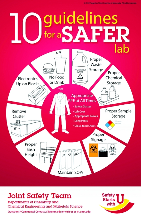 Dow Chemical Teams Up With Universities On Laboratory Safety - chemistry safety