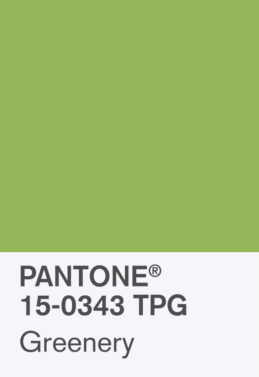 Pantone Grün Pantone Names Greenery As 2017 Colour Of The Year | Design Week