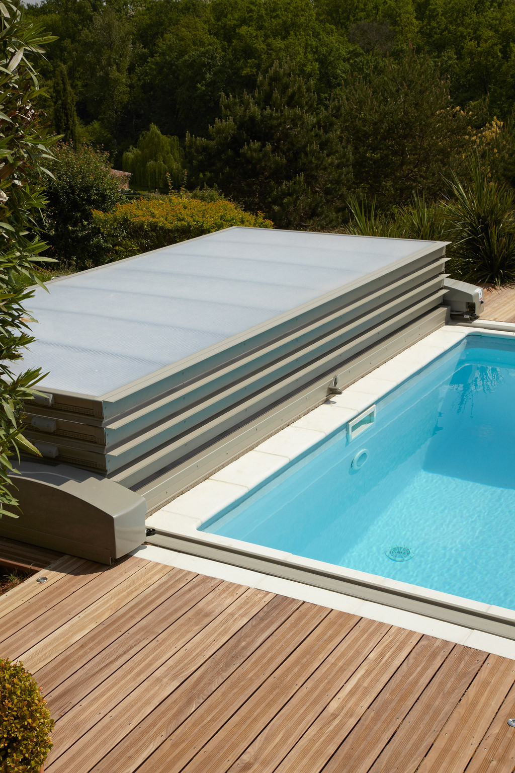 Couverture Piscine Rigide Abri Piscine Rigide