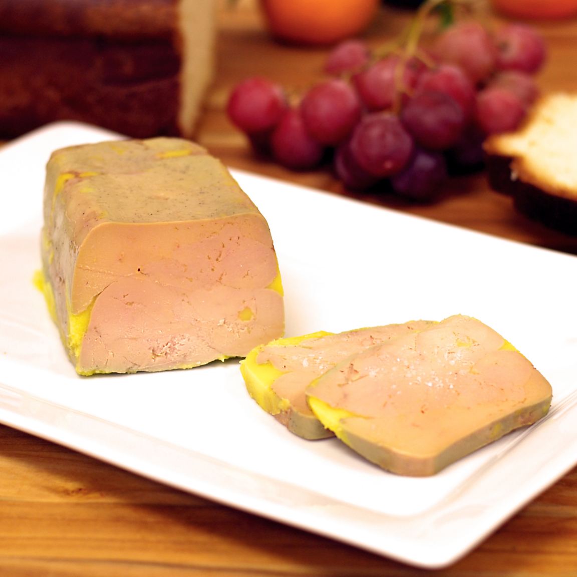 Foie Gras Terrine What Is Foie Gras Terrine Center Of The Plate D Artagnan Blog