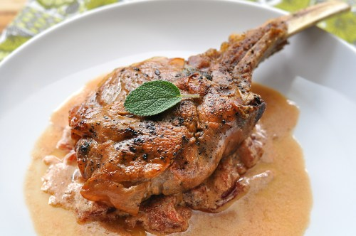 Medium Of Veal Chop Recipes