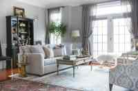 Centered by Design: Neutral and Gray Living Room Decor