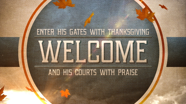 Fall And Thanksgiving Wallpaper Thanksgiving Praise Welcome Centerline New Media