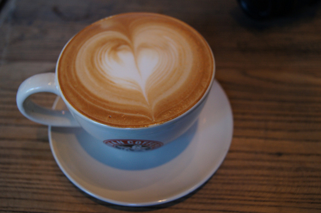 organic coffee and tumors