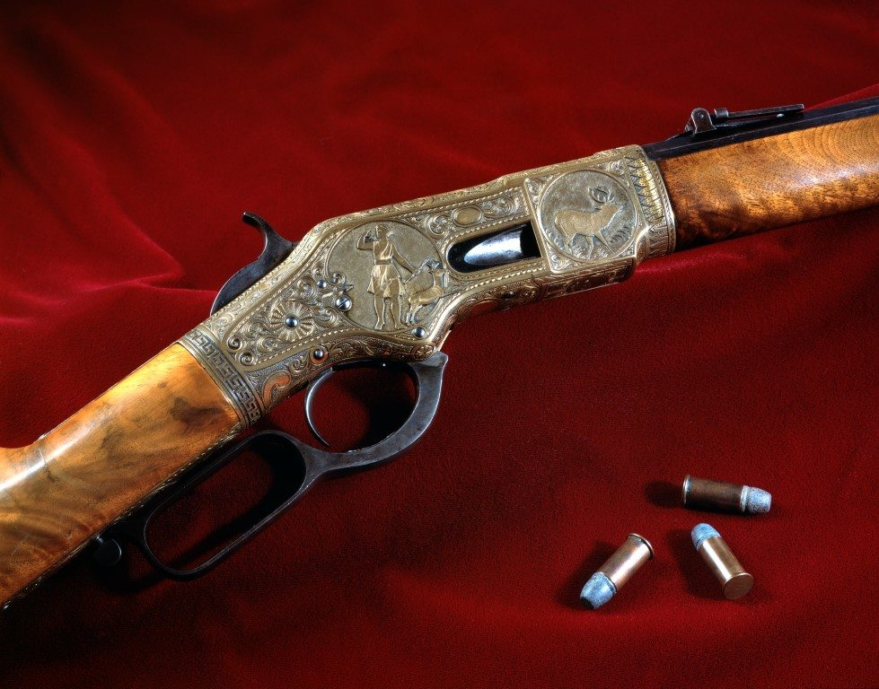 1866 Winchester in 44 Rimfire I Dig The Big Bang Pinterest - bill of sale for gun