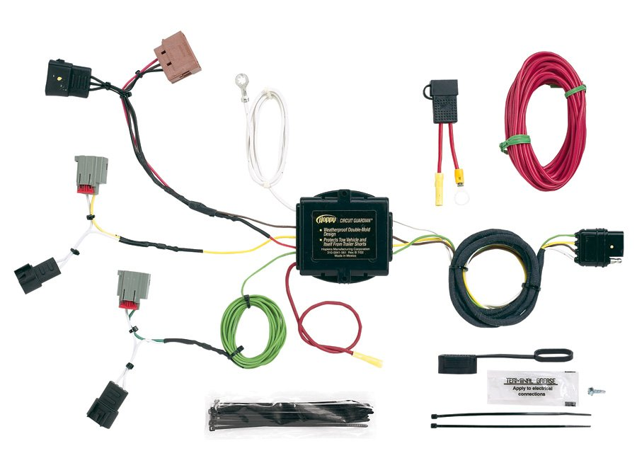 2013 Honda Ridgeline Trailer Wiring Harness Wiring Diagram