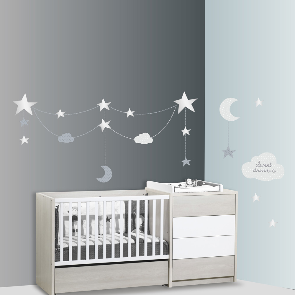 Stickers Armoire Chambre Bebe Bright Shadow Online