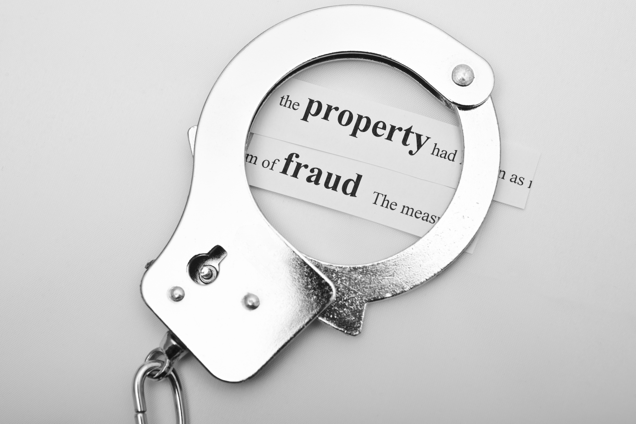 shiny handcuffs for Capital Gains Tax evader