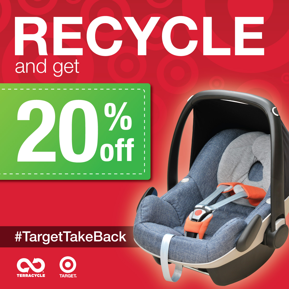 Baby Car Seat At Target Recycle Used Car Seats At Minnesota Target Stores