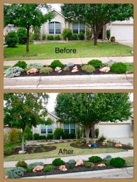 A NEW XERISCAPED FRONT YARD | Central Texas Gardening
