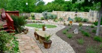 Xeriscaping Backyard Landscaping Ideas PDF
