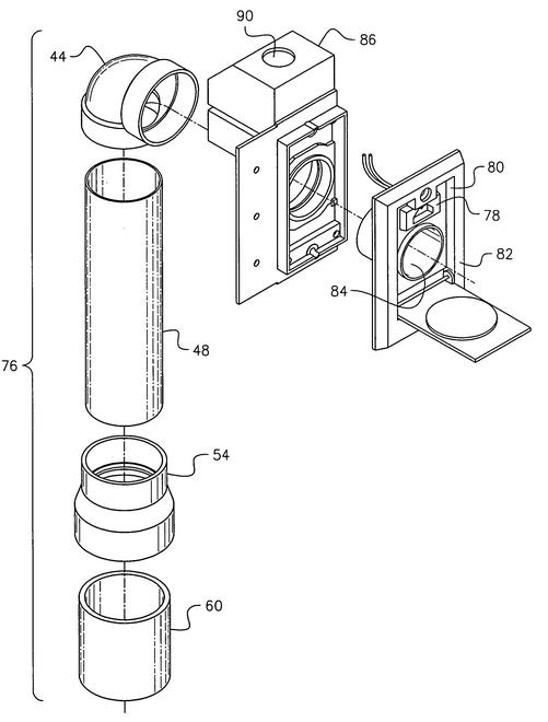 central vacuum system wiring diagram