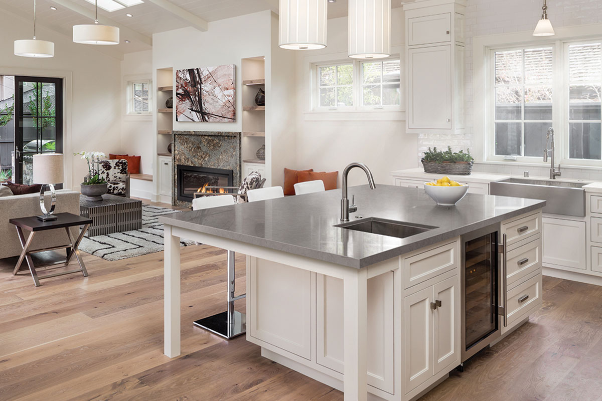 Kitchen Refacing Countertops Fraser Valley