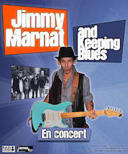 Affiche jimmy marnat mini
