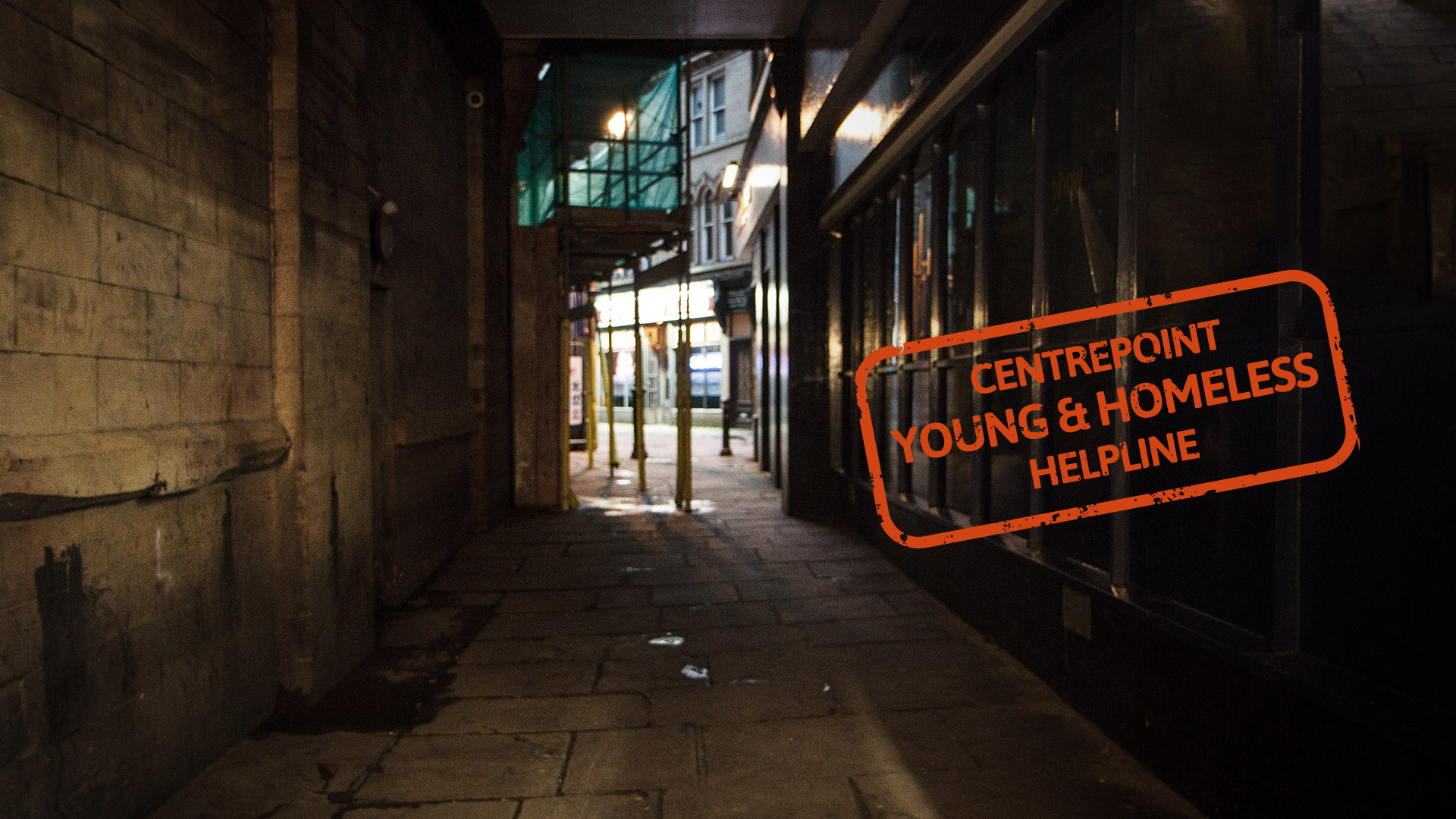 Next Sofa Helpline Centrepoint Partners With The Evening Standard To Launch Young
