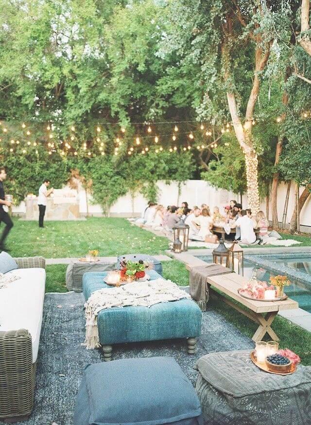 Backyard Rentals For Parties