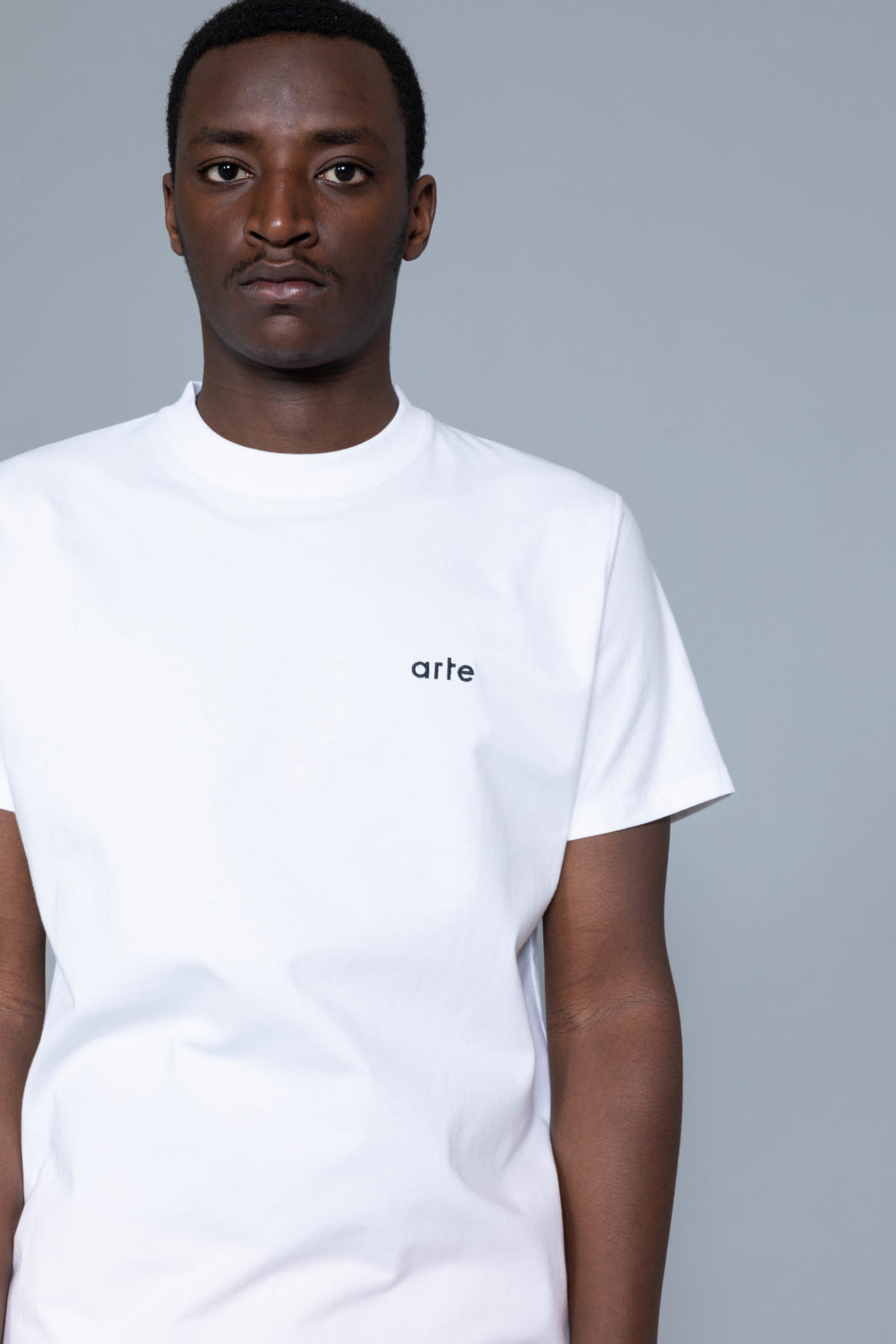 Arte Antwerp T Shirt Troy Tshirt White