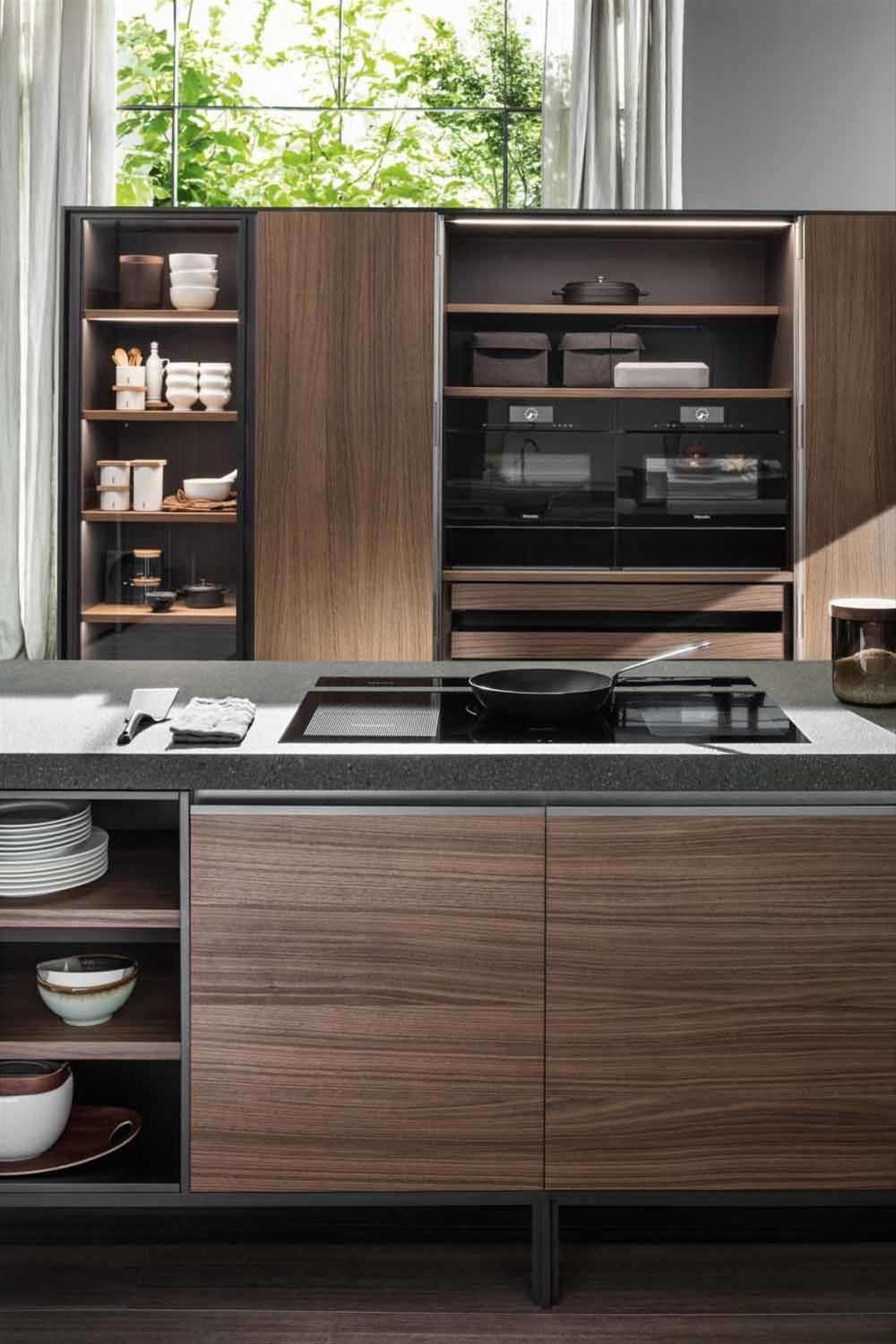 Cucina In Dada The Wood For Design Kitchens Designed By Dada Dada