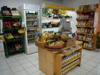 Prodotti biologici freschi a Trieste