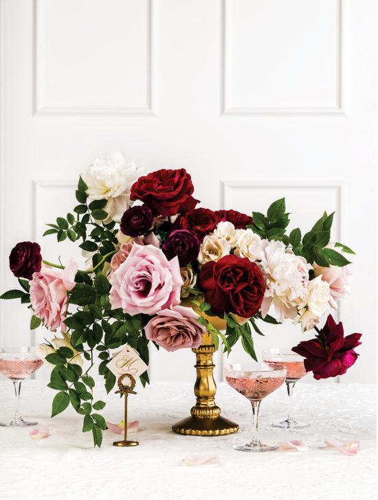 Centros y Arreglos de mesa FLORALES + 100 Fotos con Ideas Geniales - Arreglos Florales Bonitos