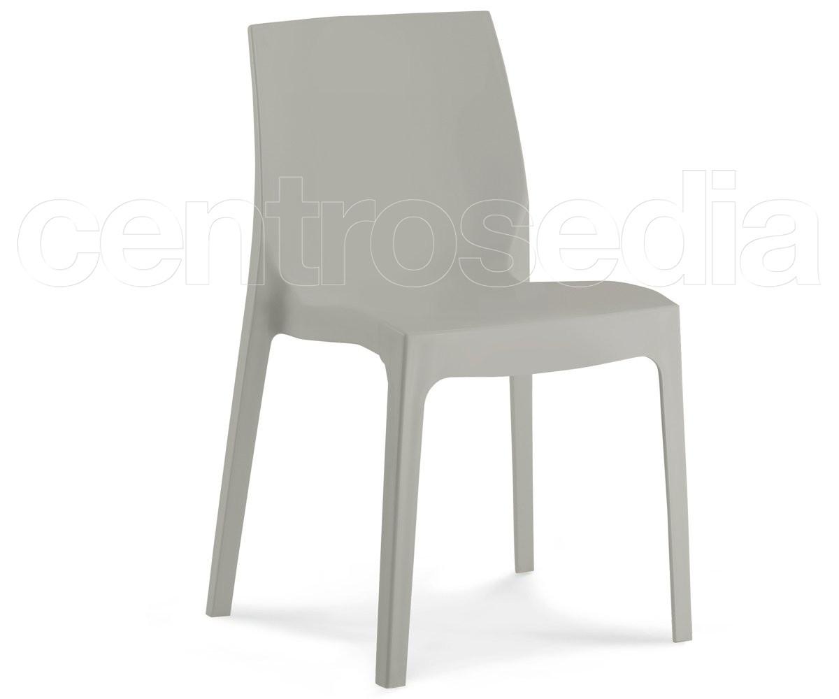 Sedie polipropilene kono sedia metallo polipropilene sedie eventi e