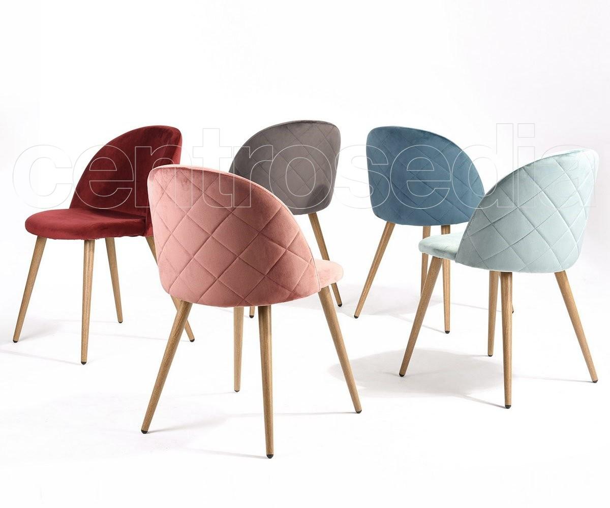 Poltrona Design Velluto