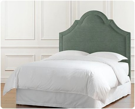 restoration hardware jameson headboard