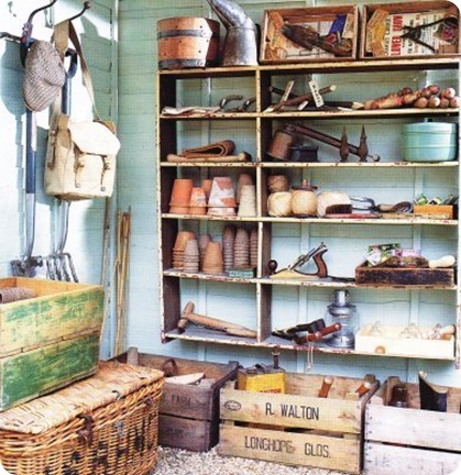 potting shed source unknown