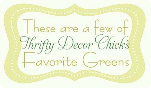 tdc favorite greens