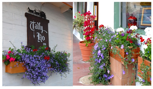 window boxes in carmel