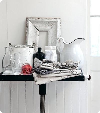 vignette at home with country