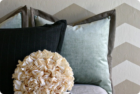 diy pillow sham