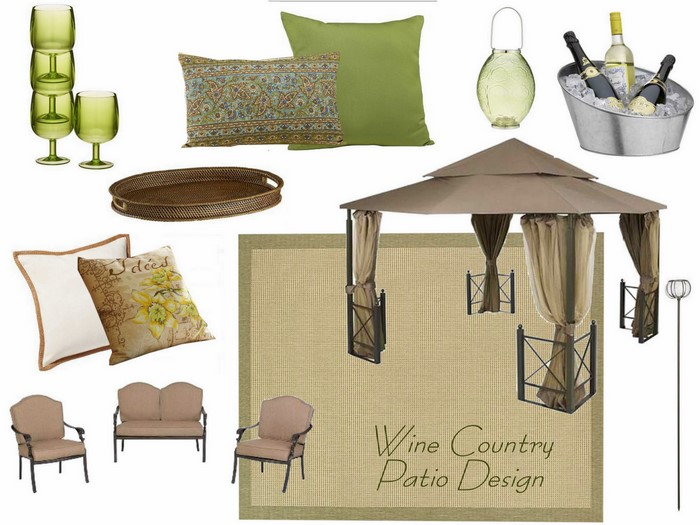 I Stayed Pretty Close To My Design Plan, But Eventually Added In A Few Of  My Personal Finds, Including The Curtains, End Tables, Coffee Table, ...