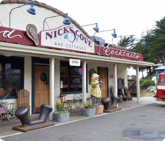nicks cove restaurant