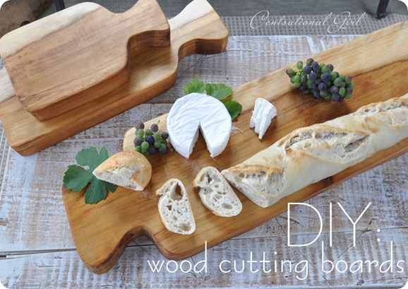 diy wood cutting boards cg