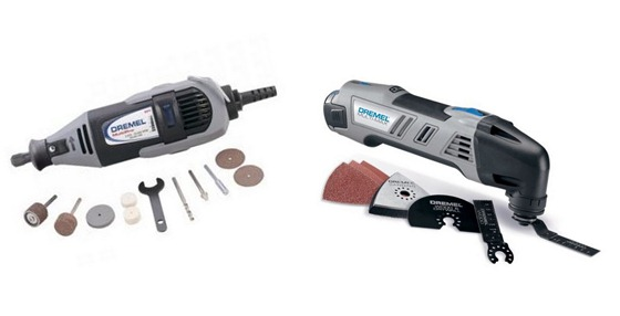 dremel rotary and oscillating
