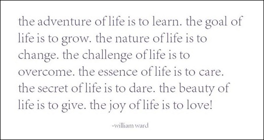 william ward quote