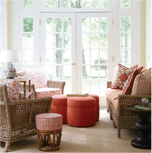 pulled together sunny sitting room muse interiors