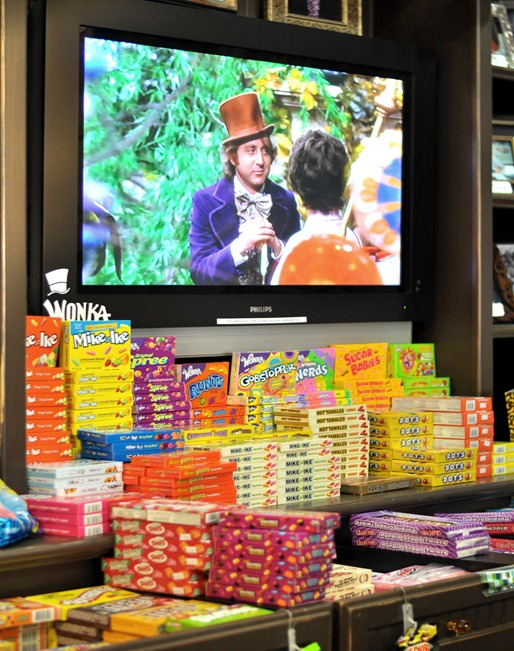 willy wonka movie